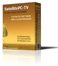 Watch FREE Satellite TV On Your Computer
